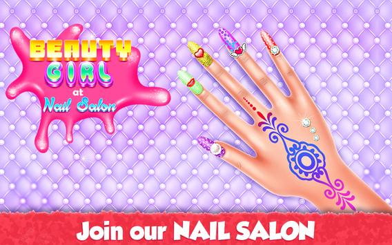 Download Beauty Girl at Nail Salon 1.0.3 APK File for Android