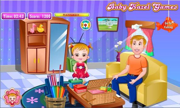 Download Baby Hazel Fishing Time 6 APK File for Android
