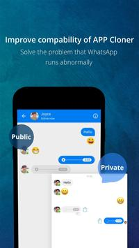 Download App Cloner—Parallel space, Multiple  accounts 1.0.15 APK File for Android