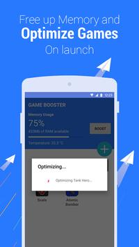 Download Game Booster - Play Games Smoother and Faster 1.6 APK File for Android