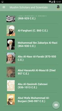 Download Islamic - Muslim Scholars and Scientists, #muslim, 4.0 APK File for Android