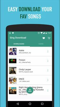 Download New Sing Downloader for Smule 2.5 APK File for Android