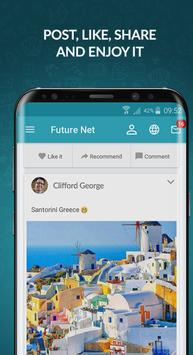 Download FutureNet your social app 3.33 APK File for Android