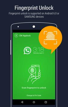 Download AppLock - Fingerprint Unlock 1.0.2 APK File for Android