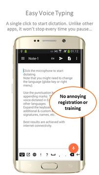 Download Speechnotes 1.77 APK File for Android