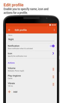 Download aProfiles - Auto tasks, schedule profiles?20% OFF 2.61 APK File for Android