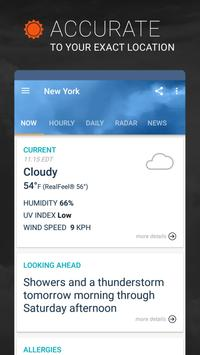 Download AccuWeather: Local Weather Forecast & Live Alerts 6.1.2-free APK File for Android