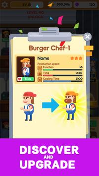 Download Idle Burger Factory Tycoon Empire Game 1.0.8 APK File for Android
