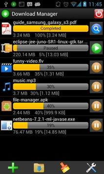 Download Download Manager 1.2.1 APK File for Android