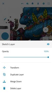 Download Adobe Photoshop Sketch 2.2.308 APK File for Android