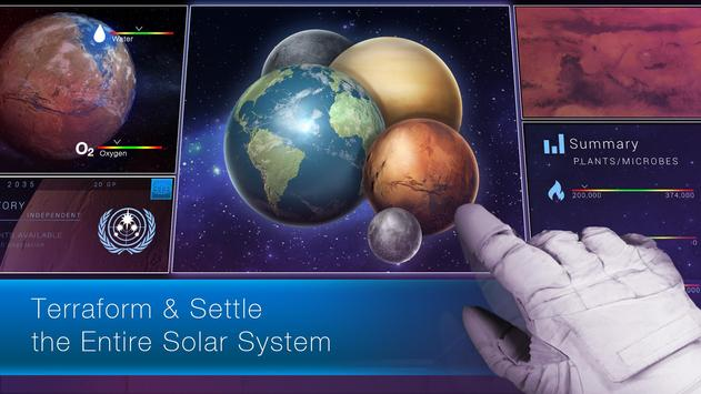Download TerraGenesis - Space Colony 5.0.3 APK File for Android