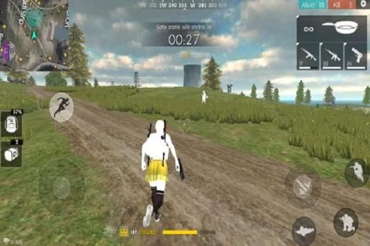 Download New Free Fire Battlegrounds Guide 1.0 APK File for Android