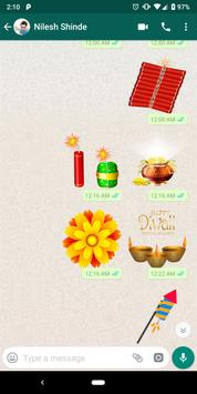 Download Diwali Stickers for WhatsApp,  WAStickerApps 1.0 APK File for Android