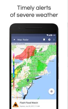 Download NOAA Weather Radar & Alerts 1.27 APK File for Android