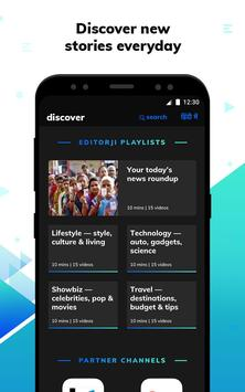 Download editorji - Video News in English & Hindi 2.0.0 APK File for Android