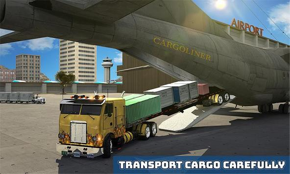 Download Airport Vehicle Cargo Plane Transport Truck Driver 1.0 APK File for Android
