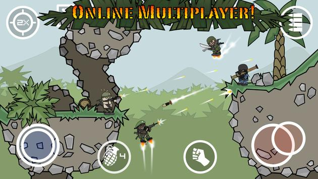Download Mini Militia 5.2.0 APK File for Android