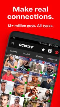 Download SCRUFF 6.0019 APK File for Android