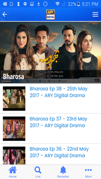 Download ARY DIGITAL 7.6.32 APK File for Android