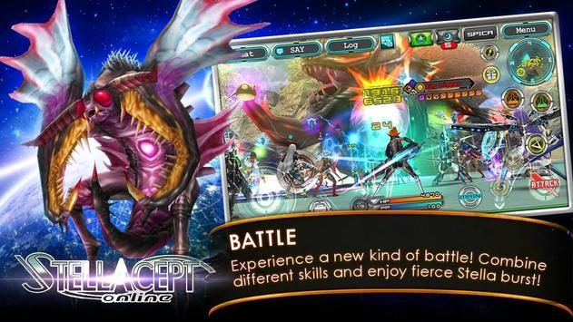 Download [SF]Stellacept Online[MMORPG] 1.2.4 APK File for Android