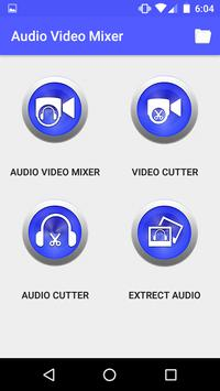 Download Audio Video Mixer 3.4 APK File for Android