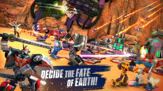 Download TRANSFORMERS: Earth Wars 6.0.0.247 APK File for Android