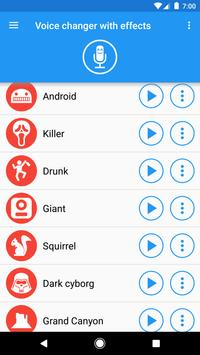 Download Voice changer with effects 3.7.5 APK File for Android