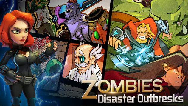 Download Clash of Zombies: Heroes Game 2.4.16 APK File for Android