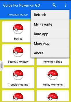 Download Living Guide For Pokemon Go 2.0.0 APK File for Android