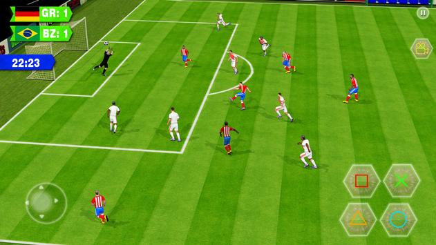 Download Soccer League Stars 2017 Tour: World Football Hero 1.2 APK File for Android
