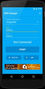 Download DNS Changer (no root 3G/WiFi) 1114r APK File for Android