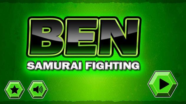 Download Ben Samurai - Ultimate Alien 1.0 APK File for Android