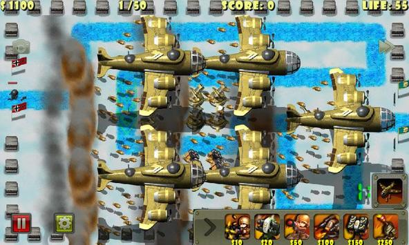 Download Little Commander - WWII TD 1.9.2 APK File for Android