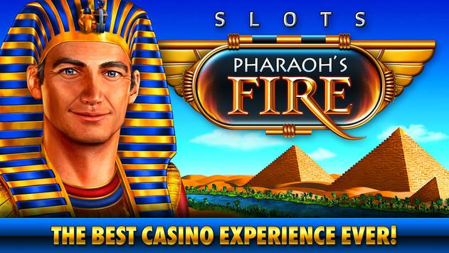 Download Slots - Pharaoh's Fire 3.10.3 APK File for Android