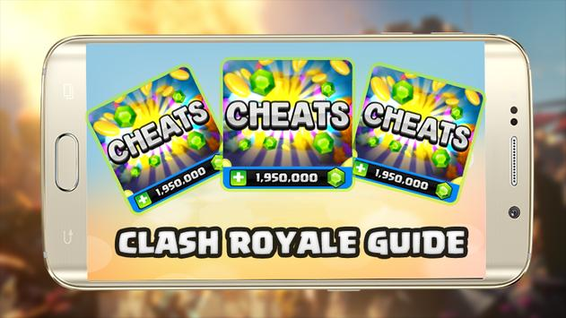 Download Cheat Clash Royale - Guide 3.2 APK File for Android