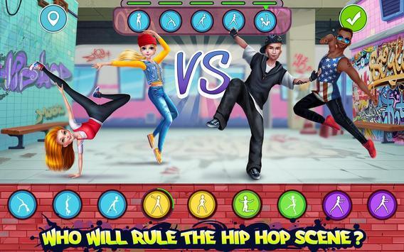 Download Hip Hop Battle - Girls vs. Boys Dance Clash 1.0.5 APK File for Android