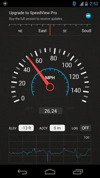 Download SpeedView GPS Speedometer 3.9.1 APK File for Android