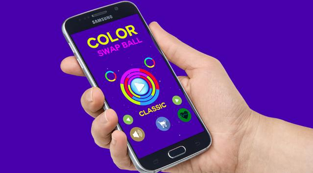 Download Color swap ball 2.0 APK File for Android