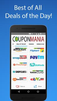 Download Couponmania: Paytm, Oyo Room & Foodpanda Coupons 2 APK File for Android