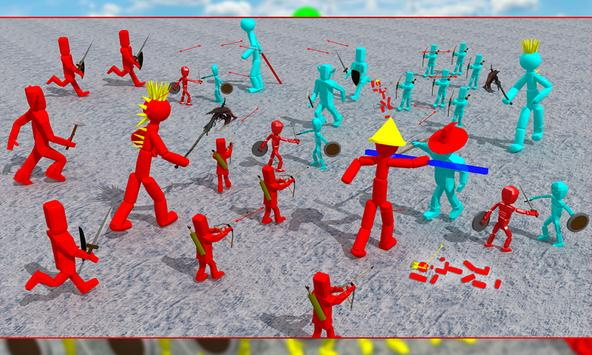 Download Stickman Battle of Warriors 1.0 APK File for Android