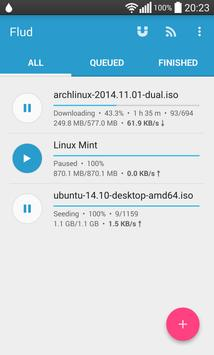 Download Flud 1.8.3.1 APK File for Android