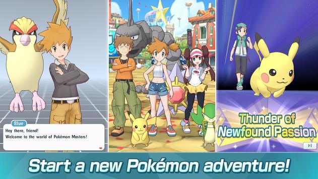 Download Pokémon Masters 1.8.5 APK File for Android