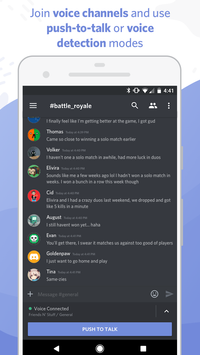 Download Discord - Chat for Gamers 17.1 APK File for Android