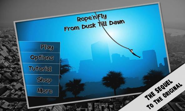 Download Rope'n'Fly 3 - Dusk Till Dawn 3.3 APK File for Android