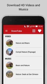 Download DownTube Free Video Downloader 3.5.2 APK File for Android