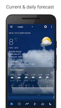 Download Transparent clock & weather 3.36.2 APK File for Android