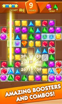 Download Jewel Fever - Jewel Match 3 Game 1.5.6 APK File for Android