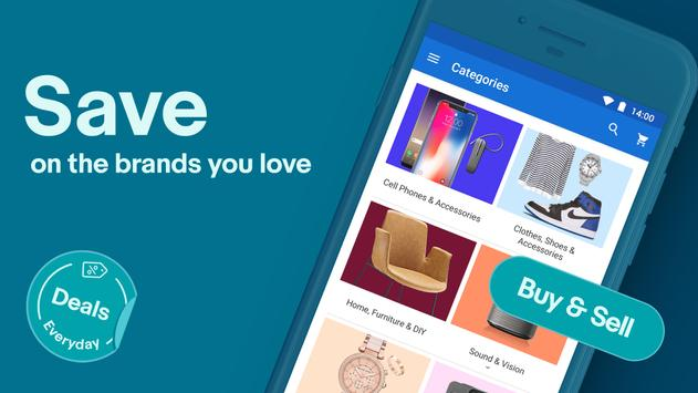 Download eBay - Buy, Sell & Save Money 5.38.0.14 APK File for Android