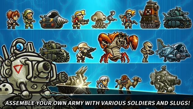 Download Metal Slug Infinity : Idle Game 1.2.1 APK File for Android