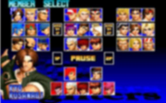 Download THE KING OF THE FIGHTERS 1997 (Emulator) 96 APK File for Android